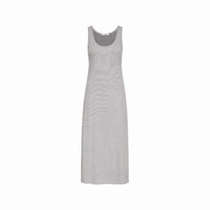 Cyell sale long dress line up shark navy stripe maat 36, 40