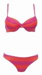 Rosa Faia sale pink orange push up bikini  maat 38D & 40D