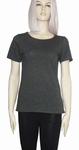 Sensi Wear sale t-shirt donkergroene tijgerprint, maat S/M