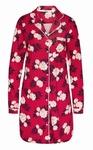 Cyell sale 50% nachthemd lange mouw fleur rouge maat 40