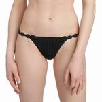 Marie Jo Avero lingerie, bijpassende smalle string, zwart