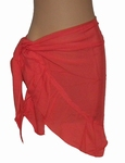 Reyberg sale ruffle/roesel pareo coral
